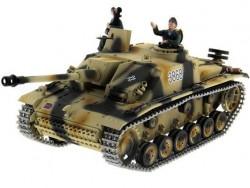 Радиоуправляемый танк Taigen 1/16 SturmgeschutzIIIausf.gsd.kfz.