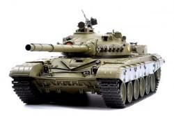 Радиоуправляемый танк Heng Long Russian T-72 масштаб 1:16 2.4G - 3939-1 V6.0