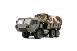 Радиоуправляемая американский военный грузовик Heng Long 1:16 2.4G - FY004A-1