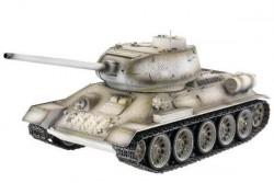 Р/У танк Taigen 1/16 T34-85 (СССР) 2.4G (зимний)