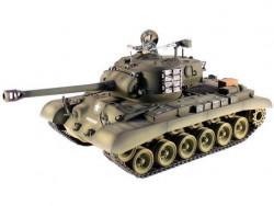 Радиоуправляемый танк Taigen 1/16 M26 Pershing Snow leopard PRO