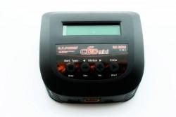 Универсальное зарядное устройство G.T.Power C6D Mini 60W, 220В, 6A. GTP-C6DMINI