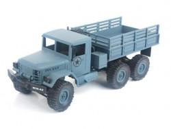 Радиоуправляемая машина американский военный грузовик MN MODEL 6WD 1:16 MN-77G