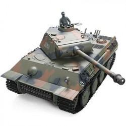 Радиоуправляемый танк Heng Long German Panther 1:16 2.4G - 3819-1Upg V6.0