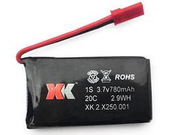 Аккумулятор XK X250