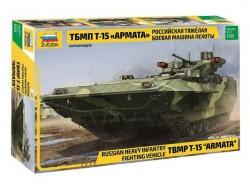 Модель Сборная ZVEZDA Российская боевая машина пехоты ТБМПТ Т-15 Армата 1/35