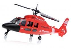 Радиоуправляемый вертолет E-sky Dauphin EC155 B1 27мгц