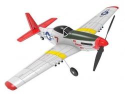 Радиоуправляемый самолет Volantex RC P51D 2.4G 4ch RTF - EXA76105R
