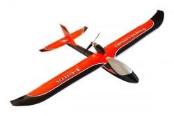 Радиоуправляемый самолет Joysway Huntsman 1100 V2 Orange Mode 2 RTF 2.4G - JS6108V2-Or