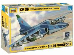 Модель Сборная ZVEZDA Российский истребитель танков Су-39, 1:72