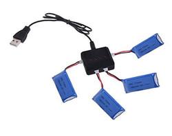 Зарядный хаб для аккумуляторов Hubsan