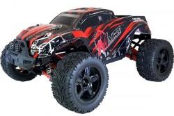 Радиоуправляемый монстр Remo Hobby MMAX Brushless UPGRADE 4WD 2.4G 1:10 RTR RH1035UPG