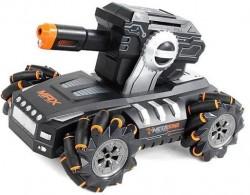 Радиоуправляемый дрифт танк-робот - QR2075-ORANGE
