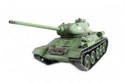 Радиоуправляемый танк Heng Long Russia T34-85 Pro масштаб 1:16 2.4G - 3909-1UpgA V6.0
