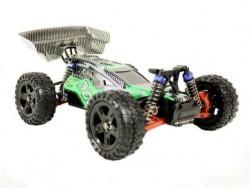 Радиоуправляемая багги Remo Hobby Dingo 4WD 2.4G 1/16 RTR RH1651UPG-GREEN