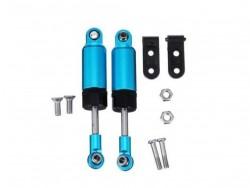 Амортизаторы WPL A-918 металлические с крепежом (2 шт) для C14, C24