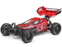 Радиоуправляемый багги Maverick Strada XB 1:10 4WD - MV12621