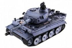 Радиоуправляемый танк Heng Long German Tiger 1:16 2.4Ghz - 3818-1 UPG V6.0