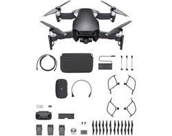 Квадрокоптер DJI Mavic Air Black Fly More Combo