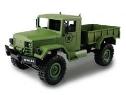 Радиоуправляемая машина MN MODEL военный грузовик 6WD 1:16 MN-35C