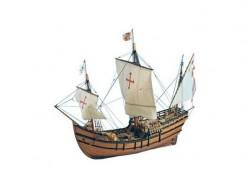 Сборная модель из дерева корабля Artesania Latina LA PINTA, 1/65