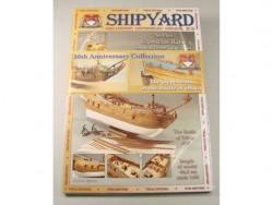 Набор сборных моделей Shipyard Противники битвы при Оливе 1/96