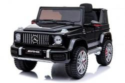 Детский электромобиль Mercedes-Benz G63 AMG Black 12V - BBH-0002
