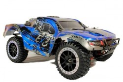 Радиоуправляемый шорт-корс Remo Hobby EX3 Brushless UPGRADE 4WD 2.4G 1:10 RTR RH10EX3TOP-UPG