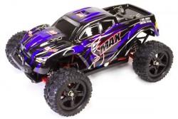 Радиоуправляемый монстр Remo Hobby SMAX UPGRADE 4WD 2.4G 1/16 RTR RH1631UPG Blue