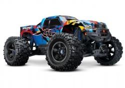 Радиоуправляемый монстр Traxxas X-MAXX 4WD 8S Brushless TQi TSM 1:5 - TRA77086-4-RNR