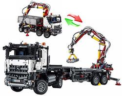 Конструктор грузовик Mercedes-Benz AROCS 3245 Lepin Technics 20005