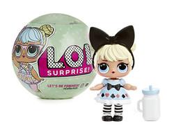 Кукла-сюрприз в шаре LOL Surprise Серия 2 18 шт