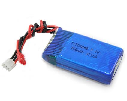 Аккумулятор в пульт Hubsan H507D - купить недорого в Санкт-Петербурге в интернет-магазине