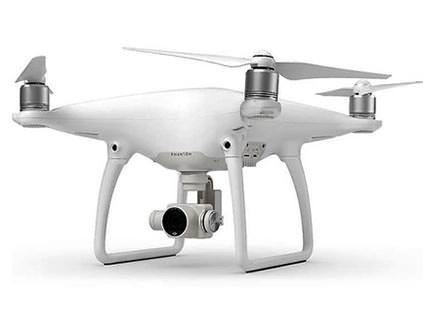 Квадрокоптер DJI Phantom 4 Advanced - купить в СПб дрон с камерой и монитором