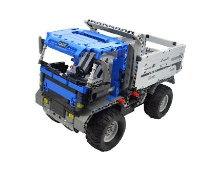 Радиоуправляемый конструктор-грузовик Double Eagle C51017W - купить в Санкт-Петербурге в Интернет-магазине