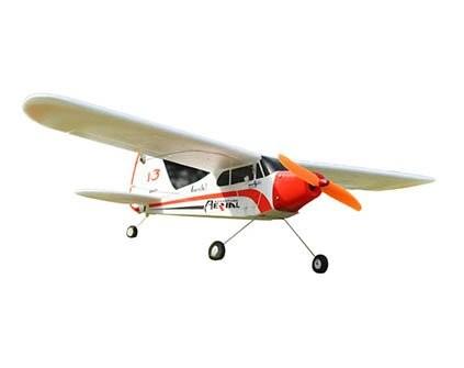 Самолет EasySky Piper J3 Cub White Edition - купить недорого в СПб в интернет-магазине