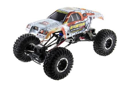 Машинка Remo Hobby Mountain Lion Xtreme 4WD+4WS 1:10