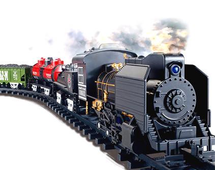 Детская железная дорога Huan Qi 3510-3A - купить недорого в СПб в интернет-магазине