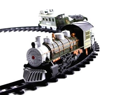 Детская железная дорога Huan Qi 3700-3A - купить недорого в СПб в интернет-магазине