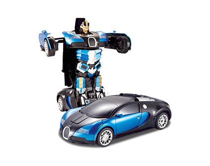 Радиоуправляемый робот-трансформер JQ Troopers Savage TT663 - купить недорого в СПб в интернет-магазине