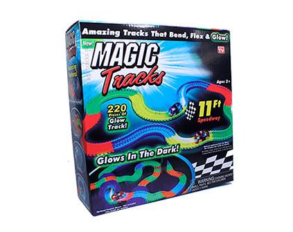 Гоночный трек Magic Tracks 220 - купить недорого в СПб в интернет-магазине