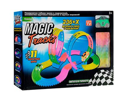 Гоночный трек Magic Tracks 236 - купить недорого в СПб в интернет-магазине