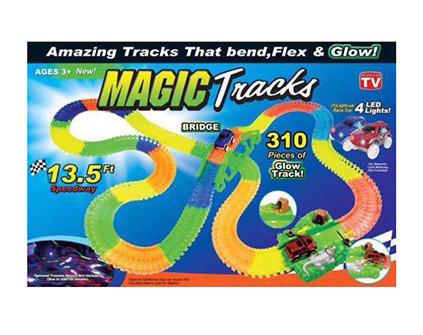 Гоночный трек Magic Tracks 310 - купить недорого в СПб в интернет-магазине