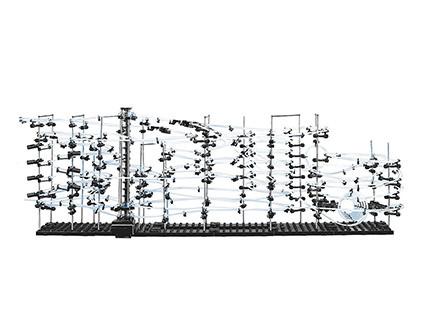 Конструктор SpaceRail 6-231-6 космические горки - купить недорого в СПб в интернет-магазине