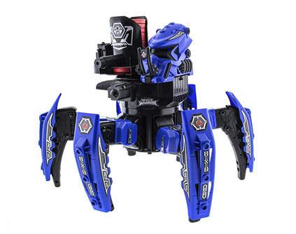 Купить робот-паук Space Warrior Blue Disk - купить недорого в СПб в интернет-магазине