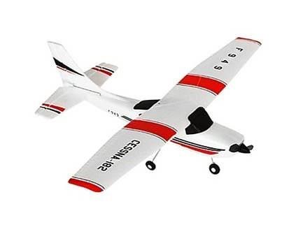 Самолет WLToys F949 Cessna - купить недорого в СПб в интернет-магазине