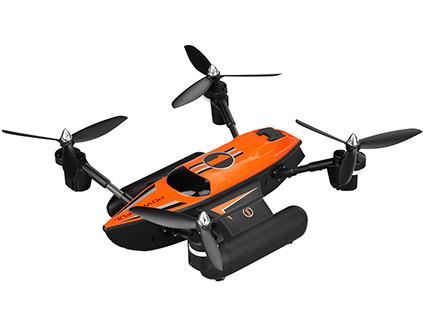 Квадрокоптер WLToys Q353 Triphibian - купить недорого в СПб в интернет-магазине