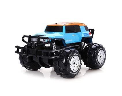 Радиоуправляемый джип-амфибия YED Jeep Toyota YED1601 1:10 - купить в Санкт-Петербурге в Интернет-магазине