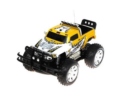 Радиоуправляемый джип-амфибия YED 4WD 1:10 40Mhz 24886 - купить недорого в СПб в интернет-магазине