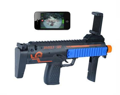 Ручной автомат AR Game Gun 2 - купить недорого в Санкт-Петербурге в интернет-магазине